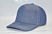 Летняя кепка для мальчика джинс , фото 1
