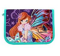 Пенал CLASS Fairy Viola 2 отделения 97258