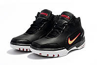 Мужские баскетбольные кроссовки Nike LeBron Zoom Generation (Nike LeBron  Zoom Generation (Black/Red-White), фото 1