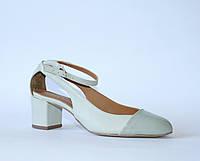 Женские туфли Mint & Berry оригинал натуральная кожа 39
