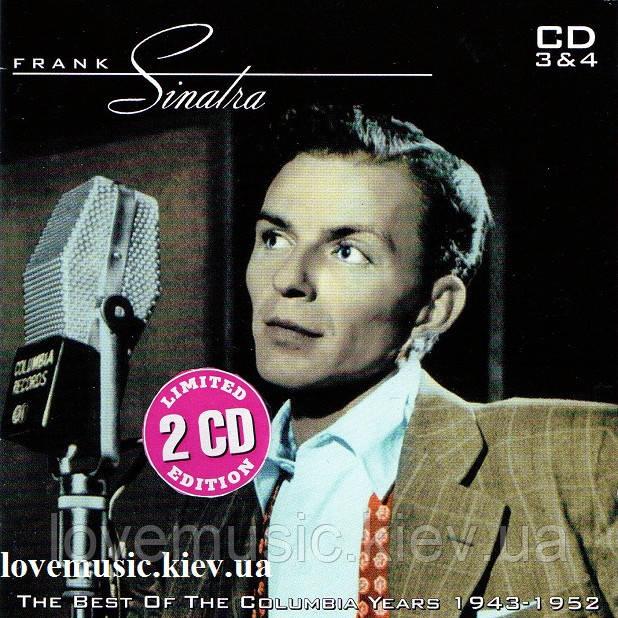 Музичний сд диск FRANK SINATRA The best of the Columbia years 1943–1952 (1995) (audio cd)