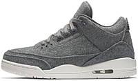 Мужские баскетбольные кроссовки Air Jordan 3 Wool