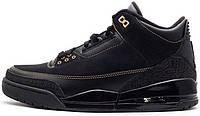 Мужские баскетбольные кроссовки Air Jordan 3 Retro BHM Black History Month