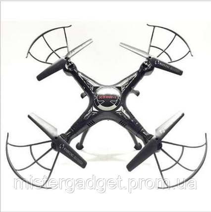Квадрокоптер X5SW-1 режим FPV c WiFi Камера 2Mp 2.4Ghz, фото 2