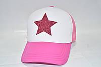 Кепка розовая , фото 1