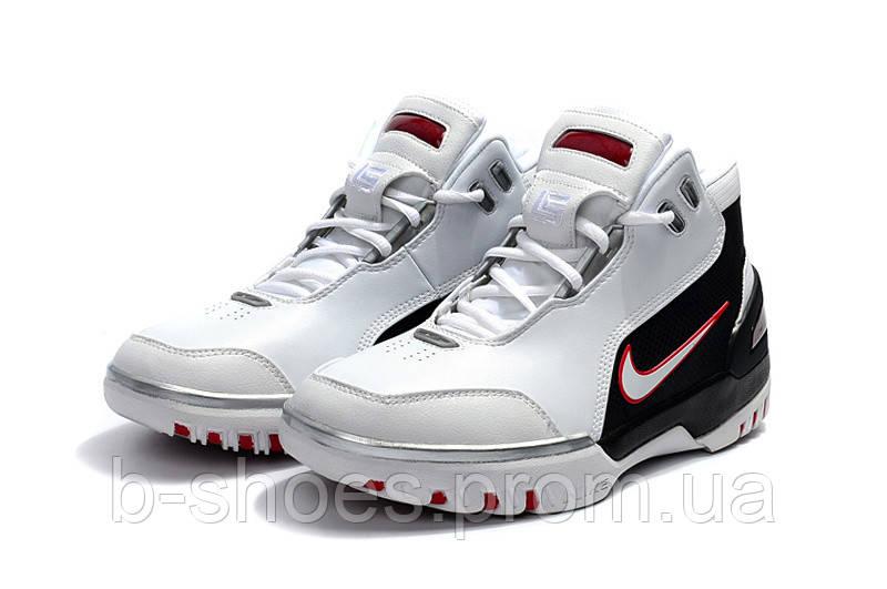 Мужские баскетбольные кроссовки Nike LeBron Zoom Generation (Team USA)