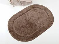 Коврик в ванную 60х90 Garlen коричневый Irya