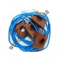 Микровыключатели (линейка) блока поджига для газовой плиты Indesit, Ariston C00052991 (482000026837)