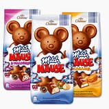 Шоколадные конфеты Chateau Milch Mause Caramel со сливочным кремом и карамелью, 210 гр., фото 2