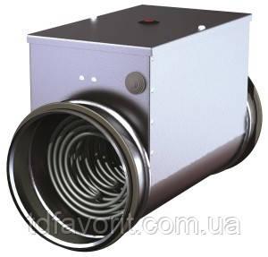Электрические канальные нагреватели Salda EKA 250-6,0-2f