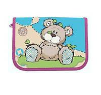 Пенал CLASS Lovely Bear 3 отделения 97279