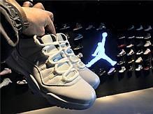 Мужские баскетбольные кроссовки Air Jordan 11 Low Legend Blue, фото 3