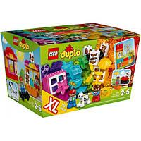 Lego Duplo Корзина для творческого конструирования XL Creative Building Basket 10820