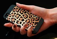 "Чехол ""motomo"" для iPhone 5/5S, Leopard-2"