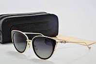 Солнцезащитные очки Chrome Hearts черные, фото 1