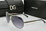 Солнцезащитные очки  Dolce & Gabbana черные
