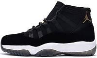 """Женские баскетбольные кроссовки Air Jordan 11 """"Heiress"""" Black"""