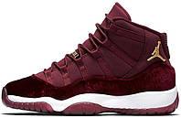 "Женские кроссовки Nike Air Jordan 11 ""Heiress"" 852625 650, Найк Аир Джордан 11"
