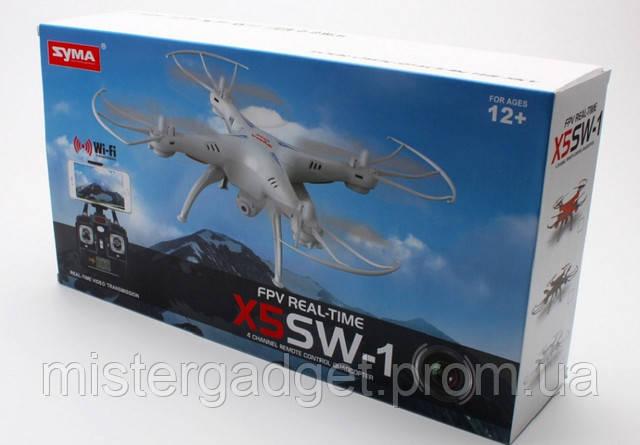 Квадрокоптер X5SW