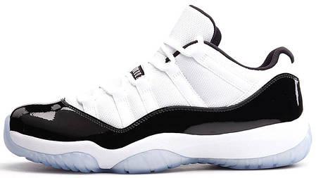 bd6762dff87402 Мужские баскетбольные кроссовки Air Jordan 11 Low Concord купить в ...