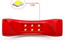 Лампа  гибридная SUN mini Red USB 12W, фото 3