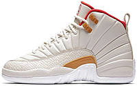 Женские баскетбольные кроссовки Air Jordan 12 Chinese New Year GS