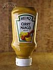 Соус Heinz Curry Mango Sauce карри и манго, 280 мл, фото 4