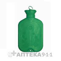 Грелка резиновая тип А-2 обычная в индивидуальной упаковке объем 2 л Киевгума
