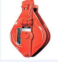 Блок шкивов JET YB-3.5, 3,5т для лебёдки 4т MTG
