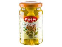 Оливки Oliven mit Mandeln фаршированные миндалем, 220 грамм