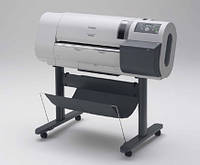 Canon imagePROGRAF W6400 цветной плоттер+ новая печатающая головка Canon BC-1350