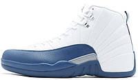 """Мужские баскетбольные кроссовки Air Jordan 12 Retro """"French Blue"""""""