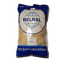 """Воздушные шары Belbal кристалл 12""""(30 см) прозрачный 50 шт"""