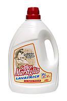 Soffice Marsiglia Бесфосфатный гель для стирки с натуральным мылом, 3L (Италия)