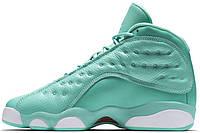 Женские баскетбольные кроссовки Air Jordan 13 Retro Grey Toe