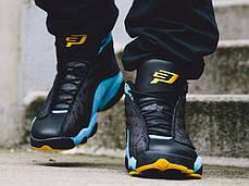 Мужские кроссовки Nike Air Jordan 13 CP3 823902-015, Найк Аир Джордан 13, фото 2