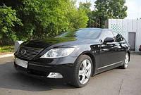Lexus LS460 прокат автомобиля с водителем Черкассы