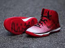 Мужские кроссовки Nike Air Jordan 31 Chicago 845037 600, Найк Аир Джордан 31, фото 2