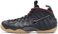Мужские баскетбольные кроссовки Nike Foamposite Pro Gorge Green, найк
