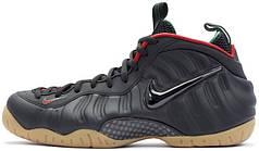 Мужские кроссовки Nike Air Foamposite Pro Gucci 624041-004, Найк Аир Фоампозит