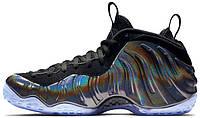 Мужские баскетбольные кроссовки Nike Air Foamposite One Hologram, найк