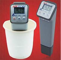 Профессиональный водонепроницаемый портативный pH метр  AZ 8690 AZ instrument