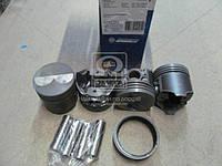 Поршень цилиндра ВАЗ 2105 d=79,0 группа B МоторКомплект (Black Edition/EXPERT+п.п+п.кольца) (МД Кострома). Цена с НДС
