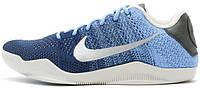 Мужские баскетбольные кроссовки Nike Kobe 11 Elite Low Brave Blue, найк