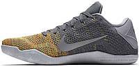 Мужские баскетбольные кроссовки Nike Kobe 11 Elite Low Yellow Strike, найк