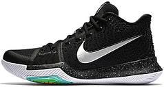 Мужские баскетбольные кроссовки Nike Kyrie 3 Black Ice, найк