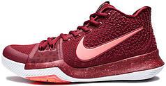 Мужские баскетбольные кроссовки Nike Kyrie 3 Team Red