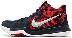 Мужские кроссовки Nike Kyrie 3 Samurai 852395 900, Найк Карие