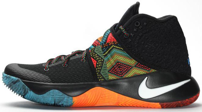 Мужские кроссовки Nike Kyrie 2 BHM 828375 099, Найк Карие