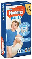 Трусики Huggies Pants для мальчиков 6 (15-25 кг) 36 шт.